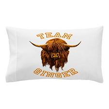 Team Ginger. Pillow Case