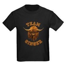 Team Ginger. T-Shirt