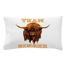 TEAM GINGER Pillow Case