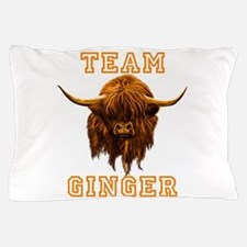 TEAM GINGER Pillow Case
