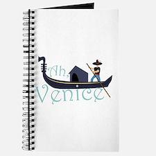 Ah, Venice! Journal