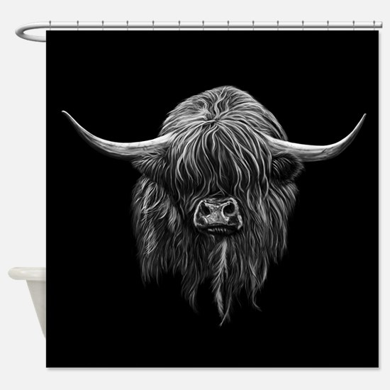 Wee Hamish Shower Curtain