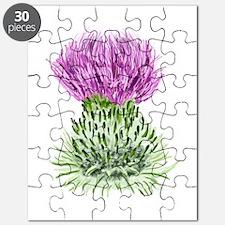 Bonnie Thistle Puzzle