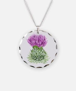 Bonnie Thistle Necklace