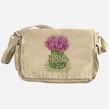 Bonnie Thistle Messenger Bag