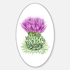 Bonnie Thistle Decal