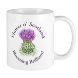 Thistle Standard Mugs (11 Oz)