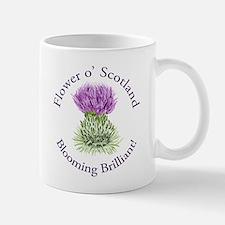 Blooming Thistle Mug Mugs