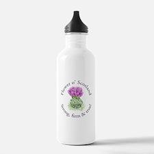 Scottish Thistle Water Bottle