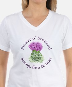 Scottish Thistle Shirt