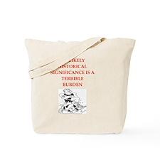 Funny Greco roman wrestling Tote Bag
