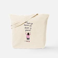 Scottish Jeely Piece Kids Tote Bag
