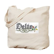 Delta Chapter Tote Bag