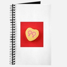 Lesbian women - Valentine Can Journal