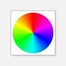 Smooth Color Wheel Sticker