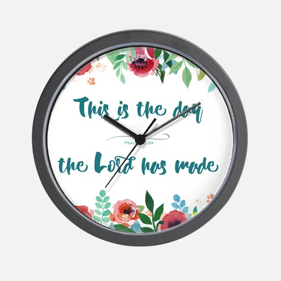 This is the Day Wall Clock