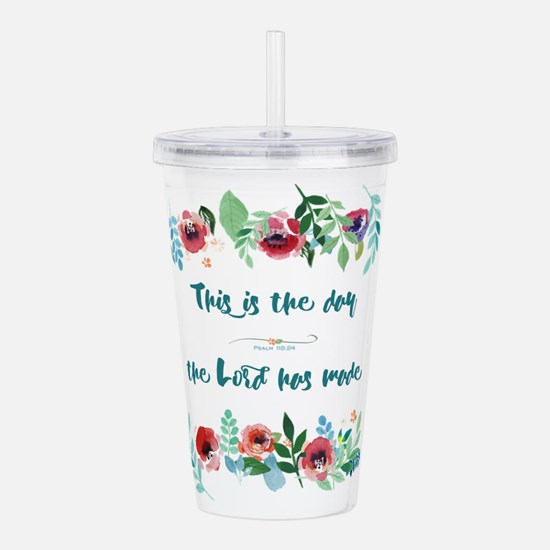 This is the Day Acrylic Double-wall Tumbler