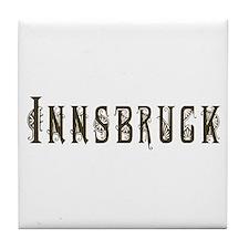 Innsbruck Tile Coaster