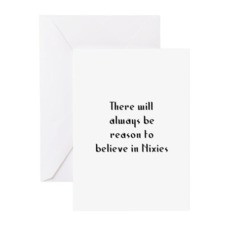 There will always be reason t Greeting Cards (Pk o