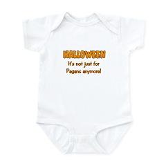 New Halloween Infant Bodysuit
