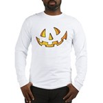 Halloween Jack O Lantern Long Sleeve T-Shirt