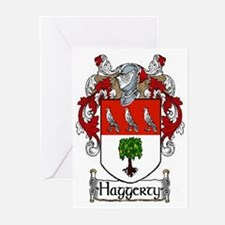 Haggerty Coat of Arms Greeting Cards (Pk of 20)