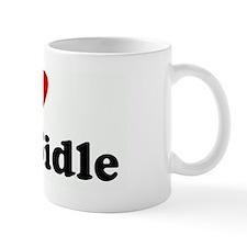 I Love Sara Sidle Mug