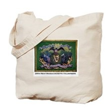 28th Massachusetts Tote Bag