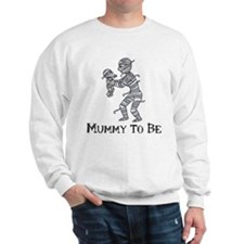 Halloween Mummy Sweatshirt