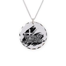 You are Dust Necklace