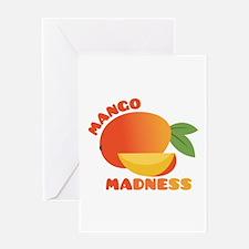 Mango Madness Greeting Cards