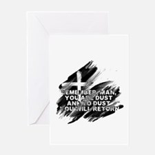 You are Dust Greeting Cards