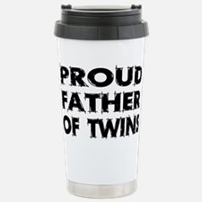 Cool Proud new daddy Travel Mug