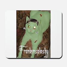 Frankensplashy Mousepad