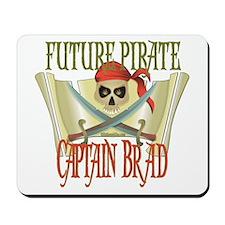Future Pirates Mousepad