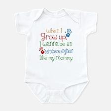 Aerospace Engineer Like Mommy Infant Bodysuit