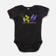 Unique Microbiology Baby Bodysuit