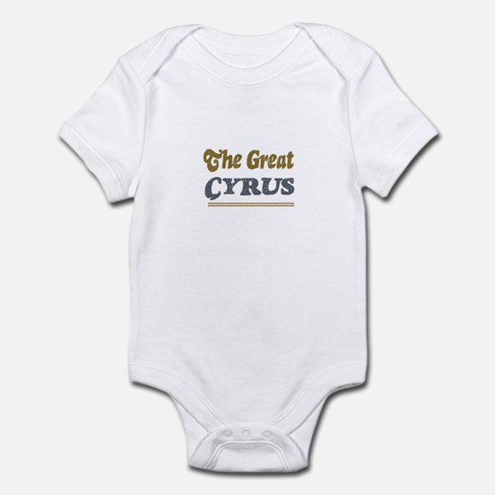 Cyrus Infant Bodysuit