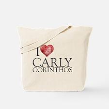 I Heart Carly Corinthos Tote Bag