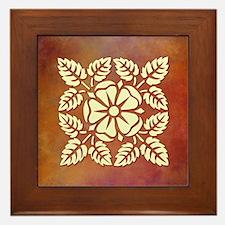 ELEGANT TILE Framed Tile