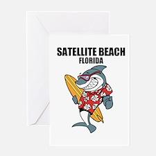 Satellite Beach, Florida Greeting Cards