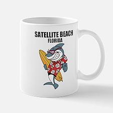 Satellite Beach, Florida Mugs