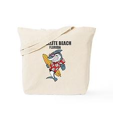 Satellite Beach, Florida Tote Bag