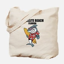 Satellite Beach, Florida Tote Bag