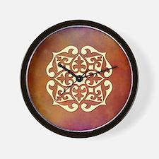 ELEGANT TILE Wall Clock