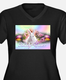 Happy Easter Plus Size T-Shirt