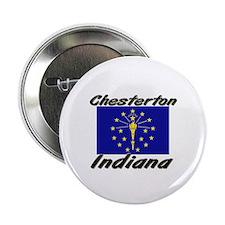 Chesterton Indiana Button