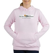 Unique The liver Women's Hooded Sweatshirt