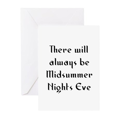 There will always be Midsumme Greeting Cards (Pk o