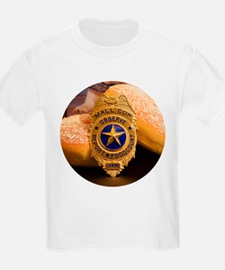 Mall Cop Recognition T-Shirt